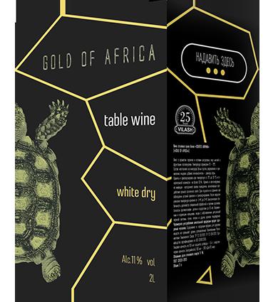 Описание: GOLD OF AFRICA